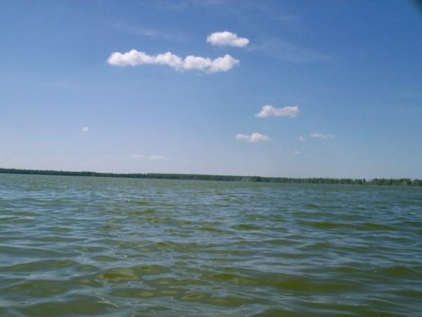 Курорт озеро горькое
