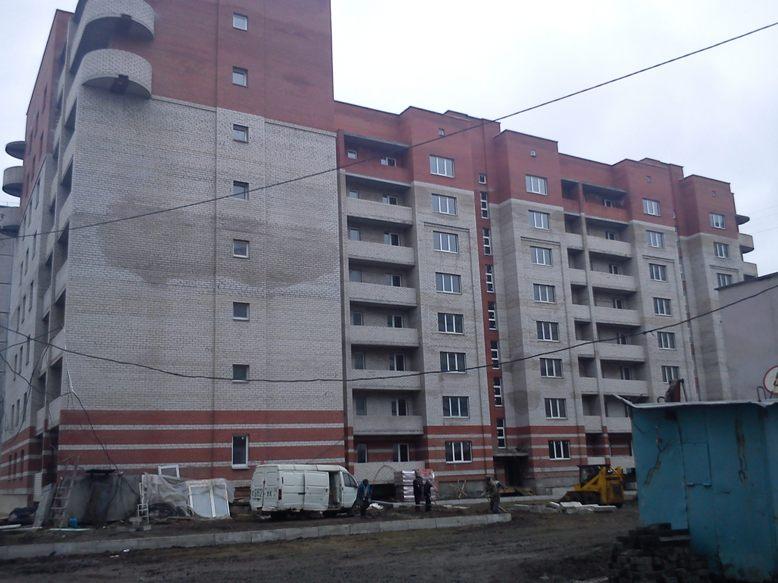 Фото квартиры Салютная, 3 очередь Трехкомнатные