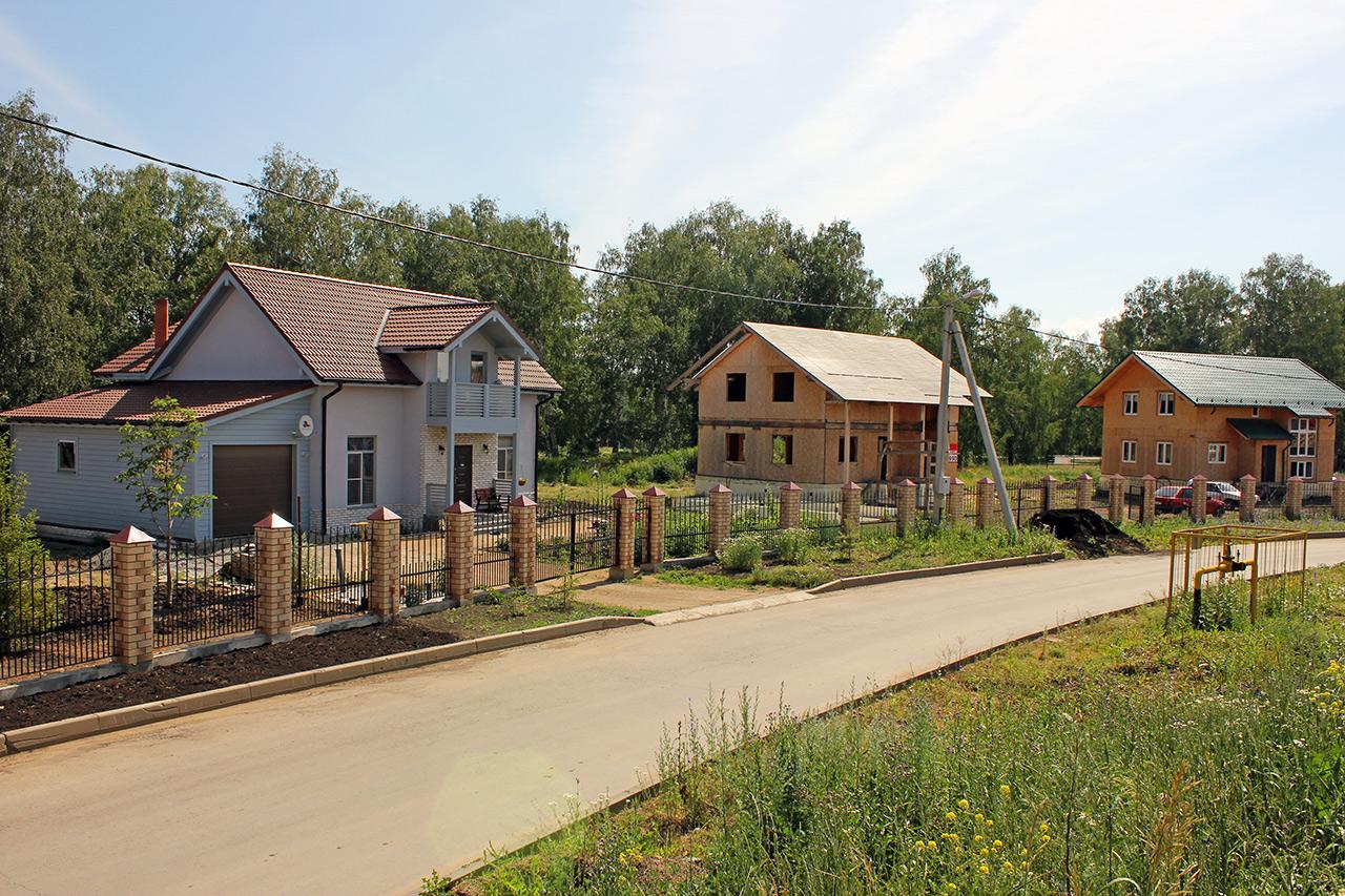 Посёлок лесной барнаул фото 3